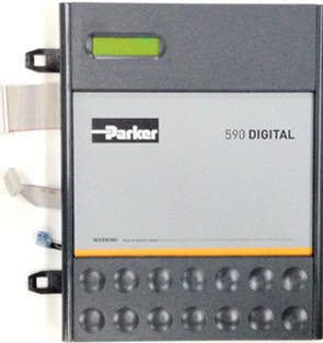 New Surplus ... parker 590PXD-0010-UK-0 Parker SSD Spare Control Door Assembly